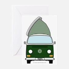 VanVanVans-Teds-full-size Greeting Card