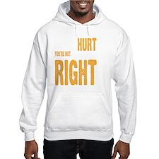 doesnthurtDrk Hooded Sweatshirt