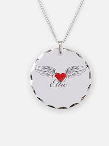 Angel Wings Ellie Necklace