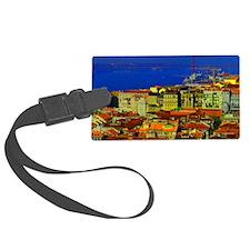 Colorful_Lisbon-3x5ratio Luggage Tag