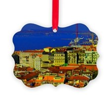 Colorful_Lisbon-3x5ratio Ornament