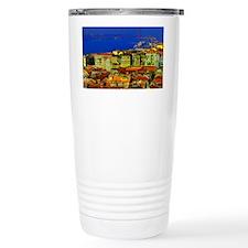 Colorful_Lisbon-3x5ratio Travel Mug