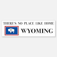 Wyoming Bumper Bumper Bumper Sticker