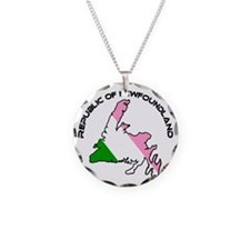 Republic of Newfoundland wit Necklace