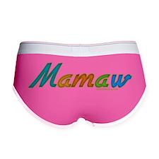 Mamaw SPECKLES Women's Boy Brief
