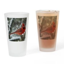 CdWntrCal11.5x9 Drinking Glass