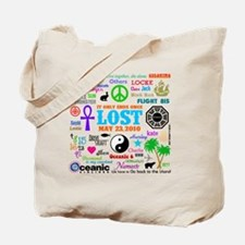 Lost Memories Blanket Tote Bag