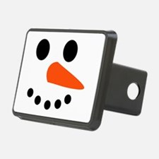Snowman Face Hitch Cover