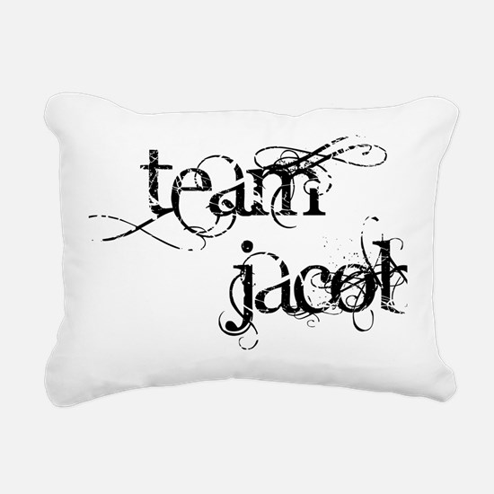 Teams_jacob Rectangular Canvas Pillow