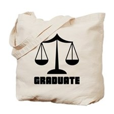 Law School Grad Class 2012 Tote Bag