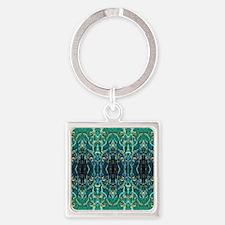 Graceleavz 1 Square Keychain