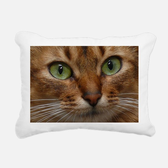 gidgeyrect Rectangular Canvas Pillow