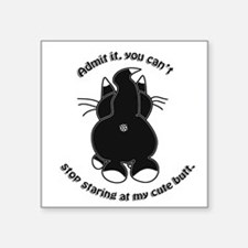 Admit it Cat Butt Sticker