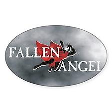 Fallen Angel 14x10 Decal