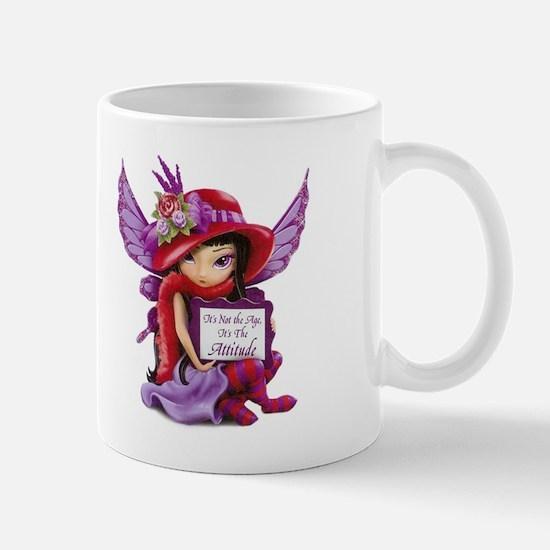 not the age fairy large -a-j Mug