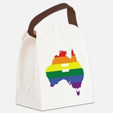 Lgbt Equality Australia Canvas Lunch Bag