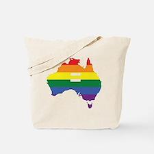 Lgbt Equality Australia Tote Bag