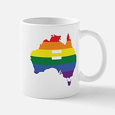 Lgbt Equality Australia Mugs