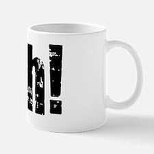 Duh! Black Mug