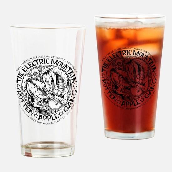 gatorhorse Drinking Glass