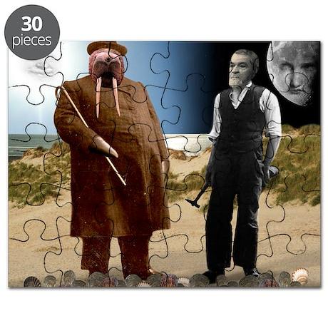 The Walrus The Carpenter Puzzle