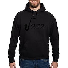 Jazz Saxophone Hoody