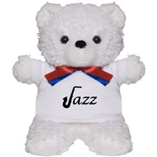 Jazz Saxophone Teddy Bear