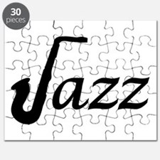 Jazz Saxophone Puzzle