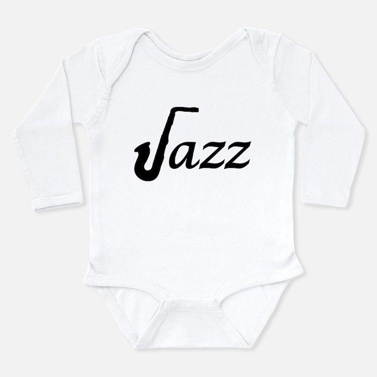 Jazz Saxophone Onesie Romper Suit