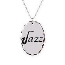 Jazz Saxophone Necklace