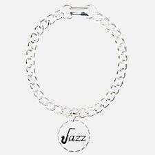 Jazz Saxophone Bracelet
