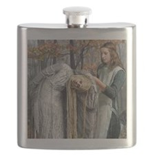 A-dressing The White Queen Flask
