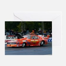stanley  Weiss Racing Greeting Card