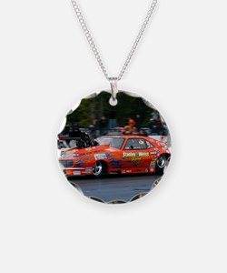 stanley  Weiss Racing Necklace