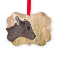 Bighorn sheep Ornament