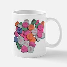 Sour Hearts Small Mugs