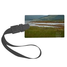 loch Luggage Tag