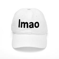 lmao Baseball Cap