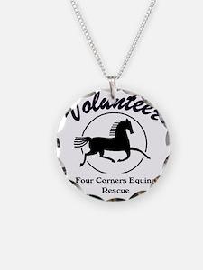 Volunteer logo Necklace