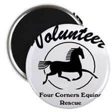 Volunteer logo Magnet