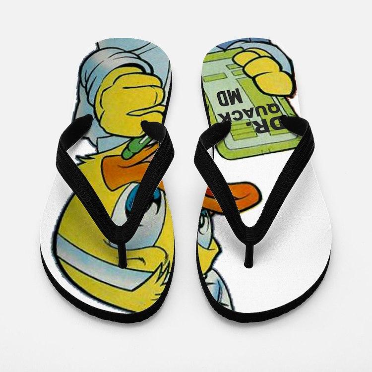 quackery Flip Flops