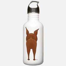 MinPinShirtBack Water Bottle