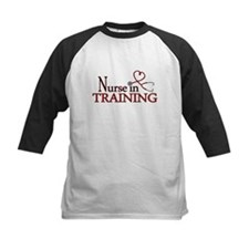 Nurse in Training Baseball Jersey