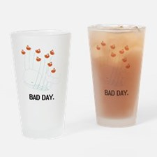Bad Day - Fail Whale Drinking Glass