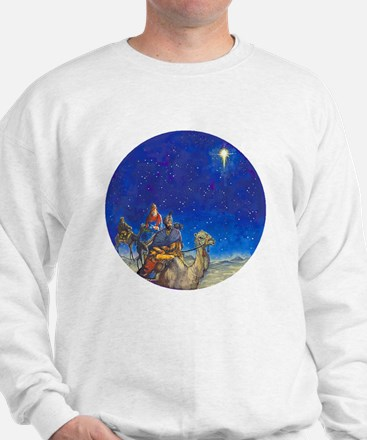 NU Magi Ornament [Circle Aug] - Right Sweatshirt