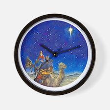 NU Magi Ornament [Circle Aug] - Right Wall Clock