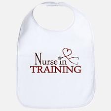 Nurse in Training Bib