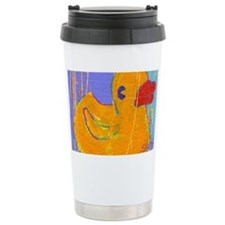 pad 87 rubber duckie Travel Mug