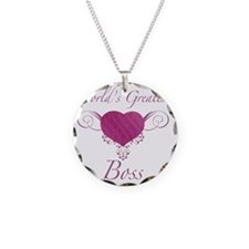 Heart_Boss Necklace