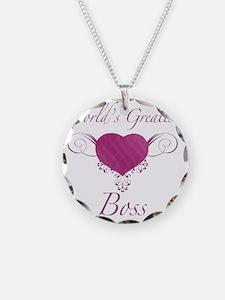 Heart_Boss Necklace
